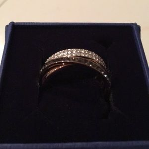 15e30f395 Swarovski Jewelry   Brand New Hero Ring Size 58   Poshmark